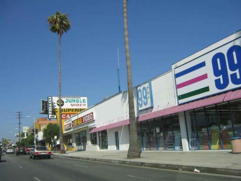 East Hollywood