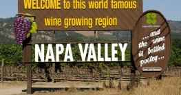 Kalifornischer Wein